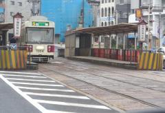 諏訪神社前駅