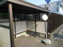 「市原小学校入口」バス停留所