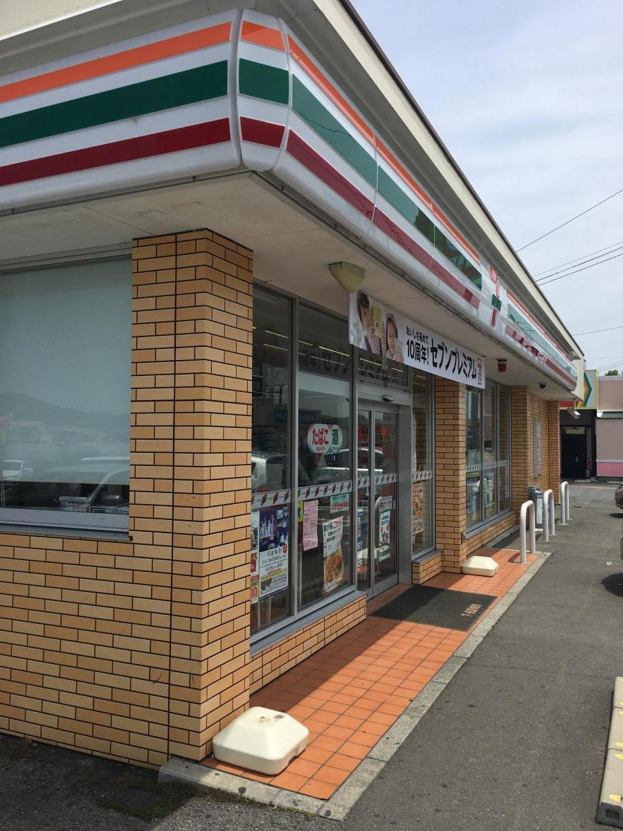 セブンイレブン 小松島日開野町店_施設外観