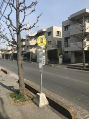 「戸塚境町」バス停留所