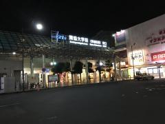 獨協大学前駅