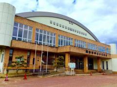 燕市分水総合体育館