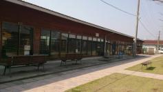 ふれあい動物園(島根県立農林高等学校)
