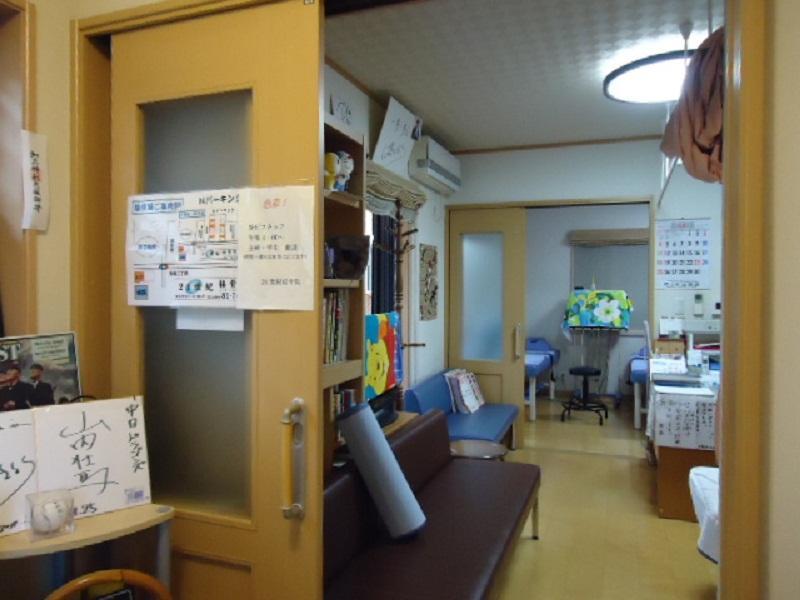 施設の内観写真です。