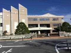 長坂中学校