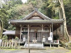 岩間寺/(岩間山正法寺)