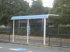 「関西外大」バス停留所