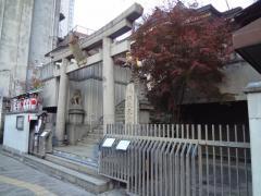 綱敷天神社本社