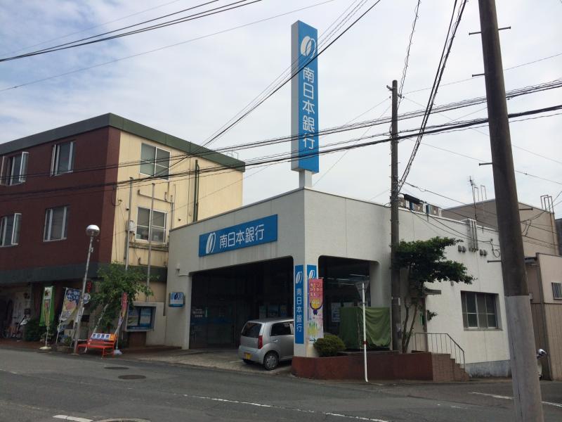 南日本銀行玉名支店_建物全景