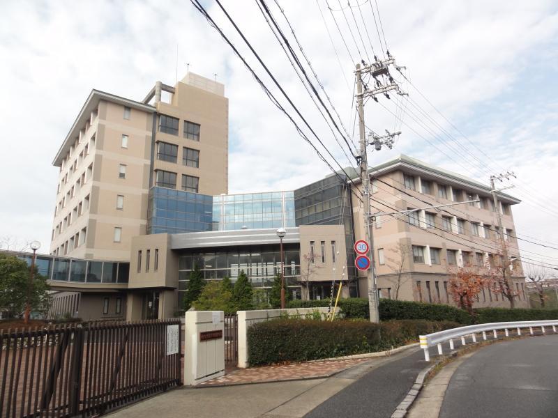 神戸大学名谷地区キャンパス_施設外観