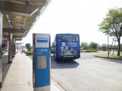 「岐阜大学病院」バス停留所