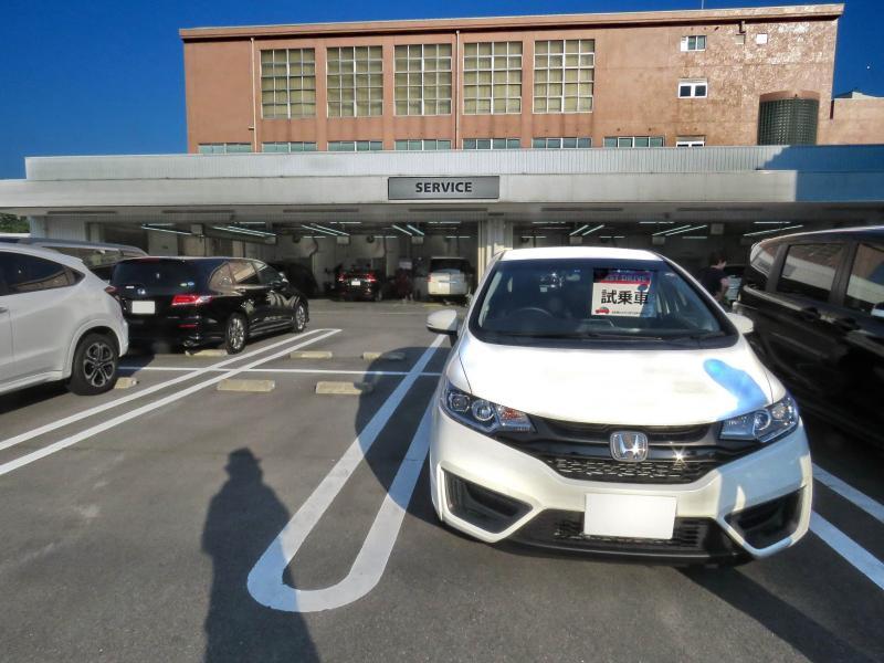 Honda Cars大阪堺東店_施設外観