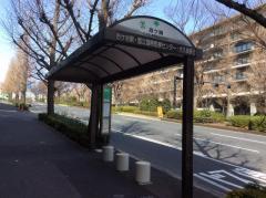 「霞が関」バス停留所