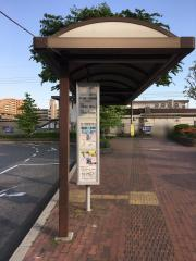 「東所沢駅」バス停留所
