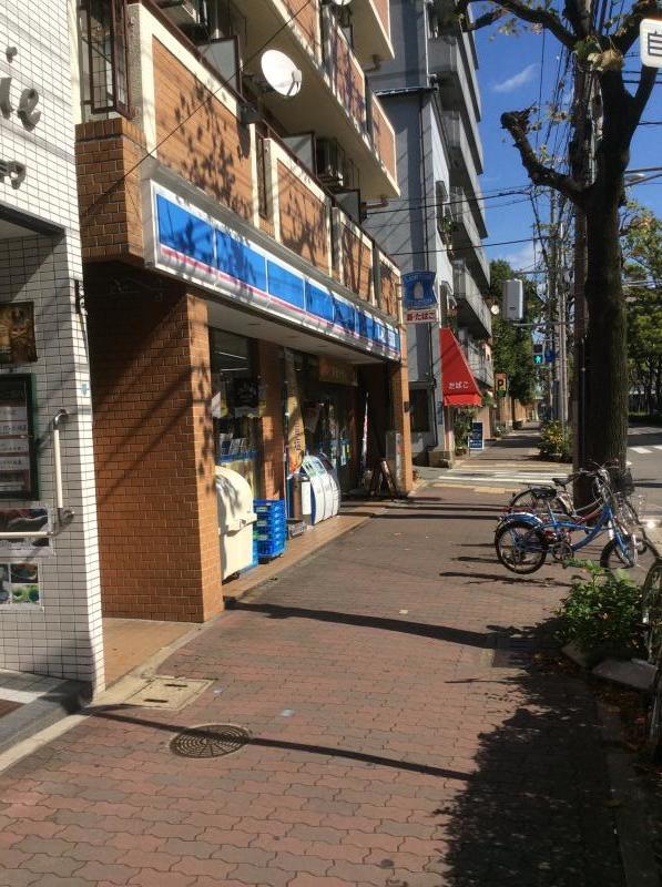 ローソン 熊内四丁目店_施設外観