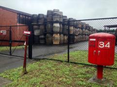 ニッカウヰスキー北海道余市原酒工場