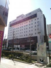 東横インJr.富山駅前