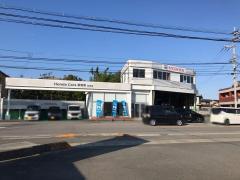 Honda Cars板野東北島店_施設外観