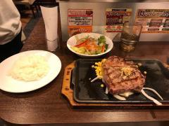 いきなりステーキ みらい長崎ココウォーク店_料理/グルメ
