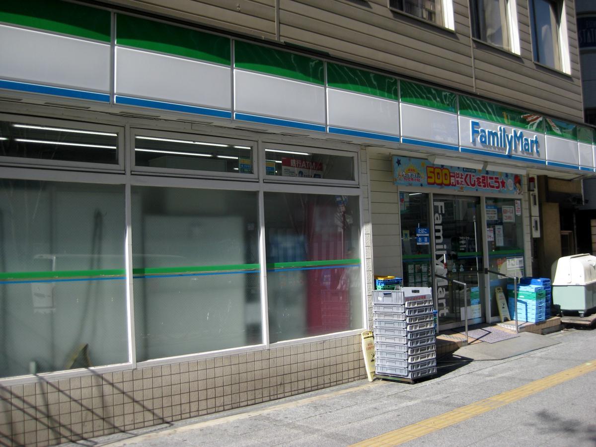 ファミリーマート 北梅田店_施設外観