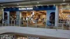 GLOBAL WORK イオンモール羽生