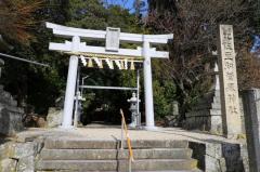 比佐豆知菅原神社
