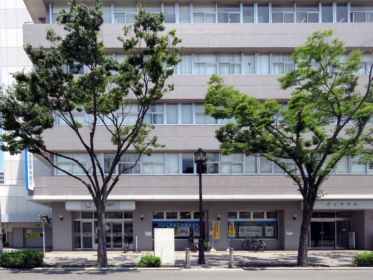 池田泉州銀行堺西支店_施設外観