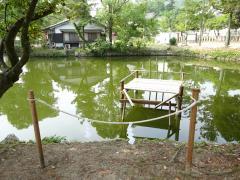 吉備津彦神社庭園