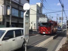 「六間道路(さいたま市)」バス停留所