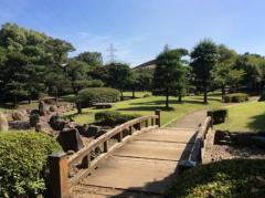平和市民公園和風庭園