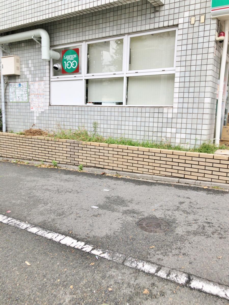 ローソンストア100 芦屋宮塚町店_施設外観