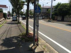 「大山田3」バス停留所
