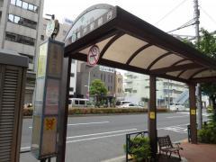 「吾妻橋一丁目」バス停留所