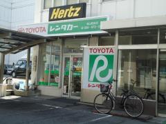 トヨタレンタリース広島福山駅前店