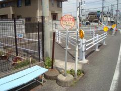 「姉崎本町」バス停留所