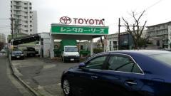 トヨタレンタリース神奈川平塚店