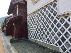 若狭鯖街道熊川宿