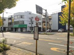 「上呉服町」バス停留所