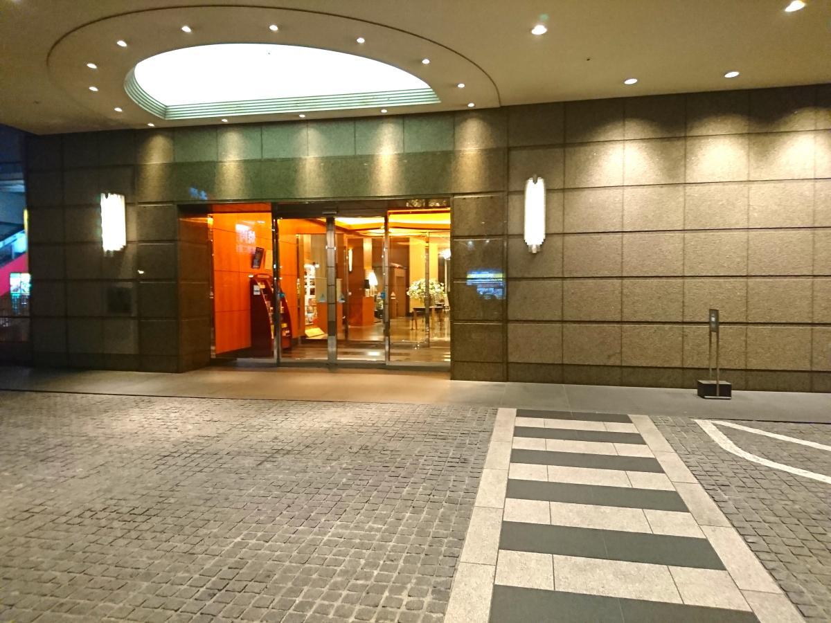 ホテル阪神大阪_施設外観