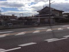 「樋ノ上」バス停留所