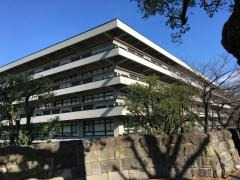 国会図書館東京本館