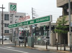 トヨタレンタリース東京綾瀬店
