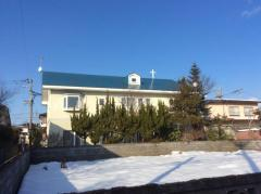 秋田カルバリー家の教会