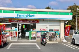 ファミリーマート 花見川畑町店_施設外観