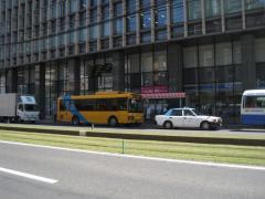 「鹿児島中央駅」バス停留所