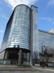 北日本新聞社本社
