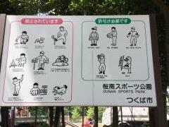 桜南スポーツ公園