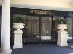 サー ウィストン ホテル&ゲストハウス