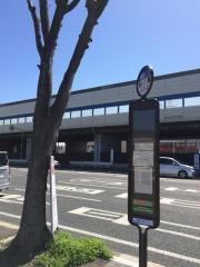 「城ノ堀」バス停留所