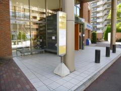「ラムーナ横浜戸塚」バス停留所